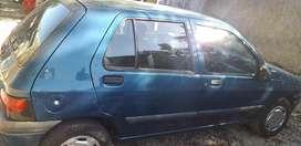 Renault Clio 1999. 150000 km
