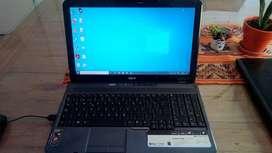 Notebook Acer Aspire 5535