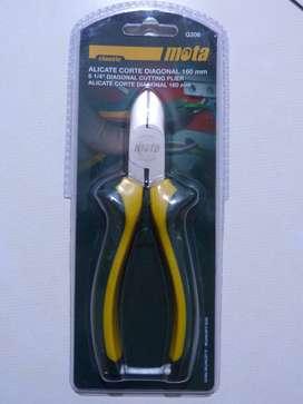 Alicate Mota Corte Diagonal 160mm Cr-V Nuevo