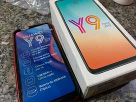 Vendo o cambio Huawei Y9 Prime 2019