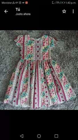 Vestidos talla 6