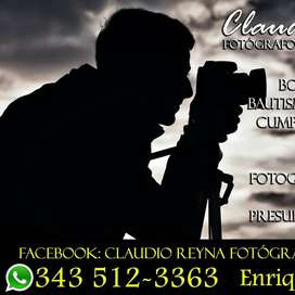 Fotografia y video profesional