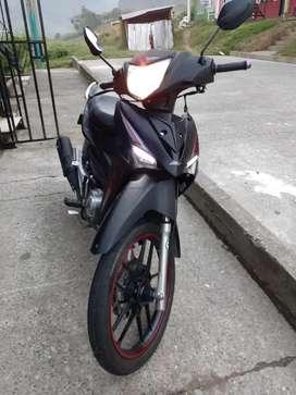 Moto Flex 125 cómo nueva