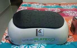 Plataforma vital plate