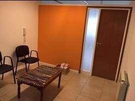 Alquilo consultorio/oficina apto profesional:psicología,médicos,etc