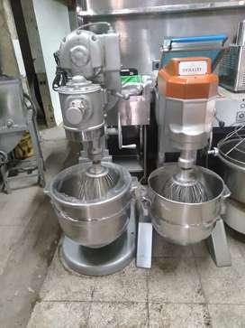 Batidoras  equipo  panaderia   mojadoras  hornos