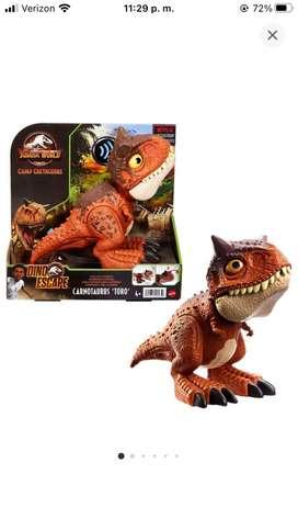 Dinosaurio Carnotaurus toro