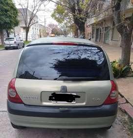 RENAULT CLIO 2 F2 RT DIESEL PRIVILEGE - AÑO 2003 - 4 PUERTAS - FULL