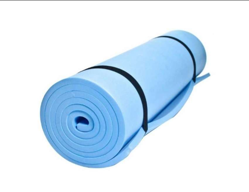 Colchoneta Eva Yoga Pilates 1cm Camping 0