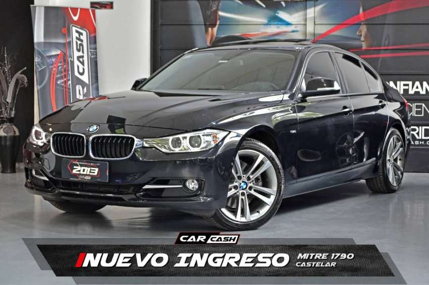 BMW 328I SPORT SEDAN LUXURY 2013