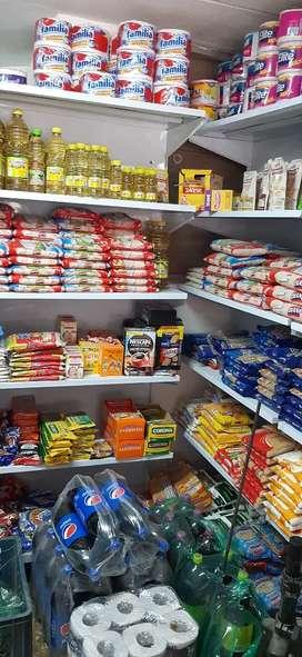 Ganga sevende supermercado