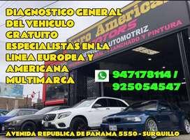 TALLER AUTOMOTRIZ EUROAMERICAN SURQUILLO REPUBLICA DE PANAMA