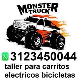 Arreglo de motos y carros eléctricos montables de niños
