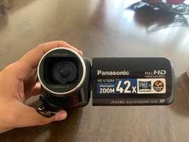 Cámara de Video Panasonic full HD