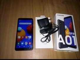 Samsung a01 core nuevos acepto tarjetas
