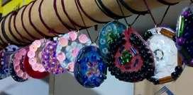 Vendo collares artesanales
