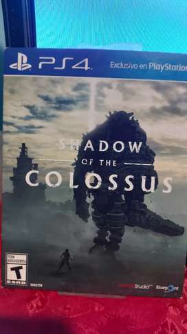 Vendo Shadow Of The coloussus