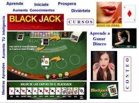 Black Jack Aprende Tips Curs Tecnica Mejor Basic Avanzad X33