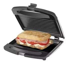 Sandwichera black Decker 2 puestos