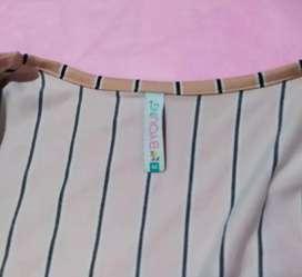 Blusa rosa marca byoung