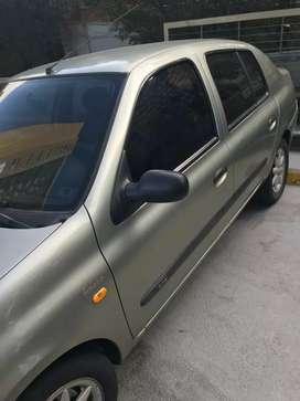 Se vende Renault Symbol 2002