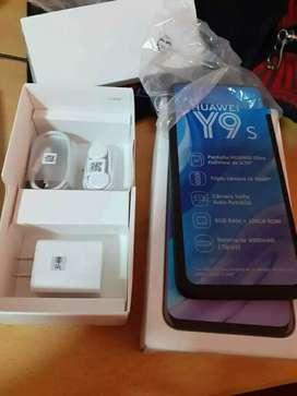 Huawei Y9S Vendo o Cambio ( Mismas Condiciones)