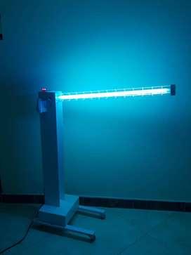 Lampara luz ultra violeta UV-C germicida(GERM KILLEE)@