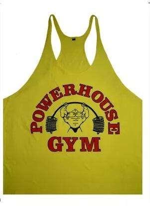 Camiseta Fisiculturismo Stinger Power House Gym
