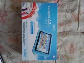 Tablet alcatel A3 para niños