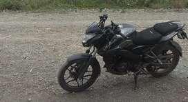 Vendo moto Pulsar ns 160