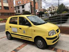Taxi Hyundai Atos 2010