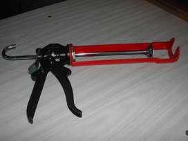 Pistola industrial para cartucho sellador
