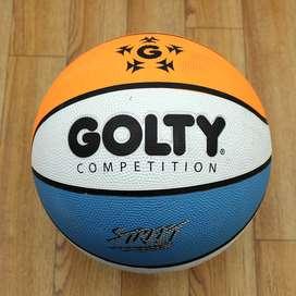 Balon De Baloncesto 7 Competstreet T671134N Naranja