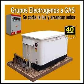 GRUPOS ELECTRÓGENOS A GAS AUTOMÁTICOS ENERMOL