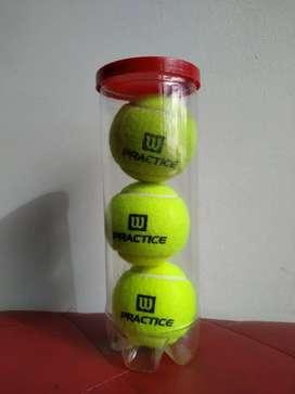 Set de Pelotas de Tenis practice