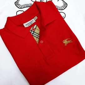 Camisas camisetas tipo polo Burberry Varios Colores