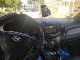 Vendo Hyundai i10 puede renovar como taxi.
