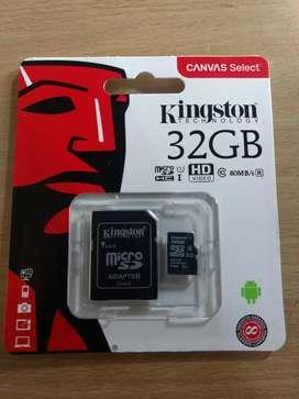 MEMORIA KINGSTON 32 GB
