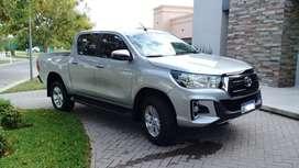 Toyota Hilux SRV , Dueño