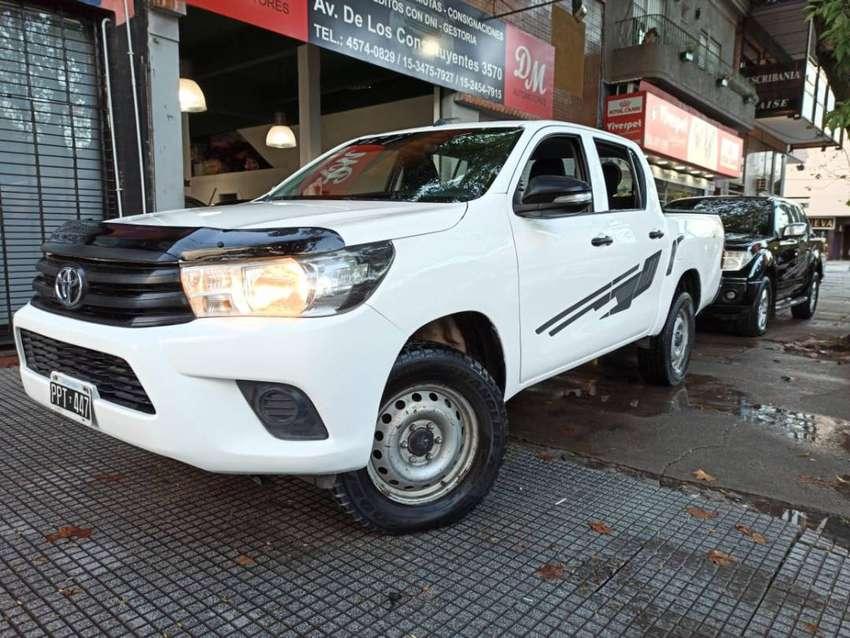 Toyota Hilux 2.5 Cd Dx Pack 120cv 4x4 0