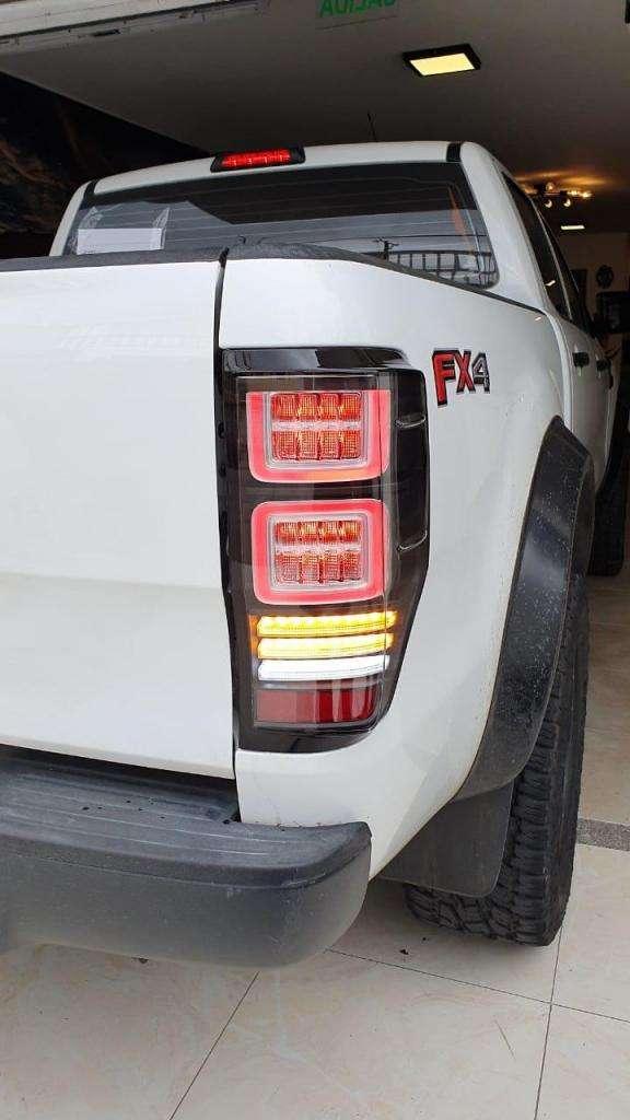 GUIAS LED FORD RANGER NEW 0