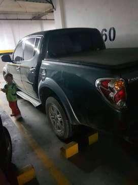 Carpa plana camioneta Sportero