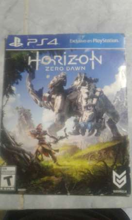 Horizn Zero Dawn Ps4
