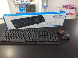 Mouse y teclado inalámbrico/ GAMING SET