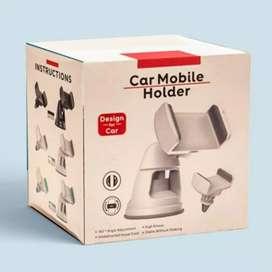 Car Mobile Holder con Clip