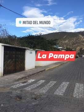 Vendo,Terreno 575 M2 La Pampa.