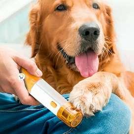 Pulidor de uñas eléctrico para perros y gatos sin dolor