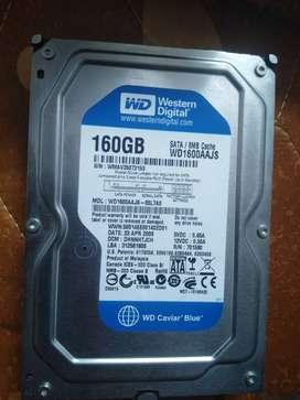 Wester Digutal 160GB
