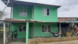 Vendo casa en La vereda La Cuchilla  entrada vereda Las Delicias, Municipio La sierra-Cauca