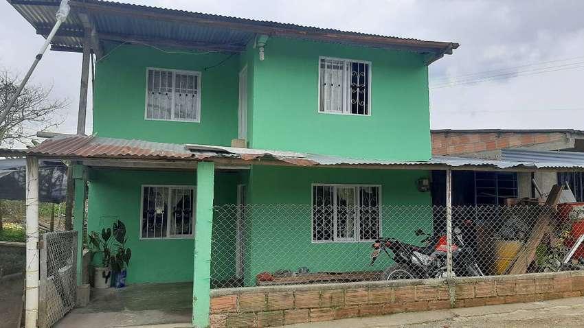 Vendo casa en La vereda La Cuchilla  entrada vereda Las Delicias, Municipio La sierra-Cauca 0